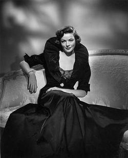 Recent Gene Tierney photos
