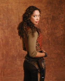 Recent Gina Torres photos
