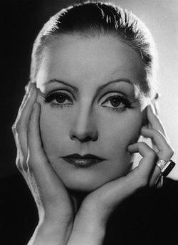 Recent Greta Garbo photos