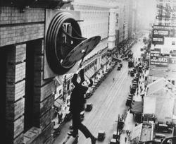 Recent Harold Lloyd photos