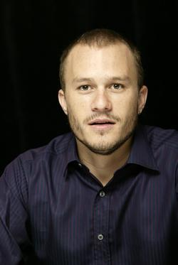 Recent Heath Ledger photos