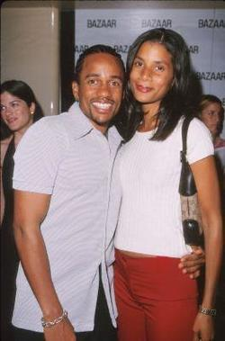 Recent Hill Harper photos