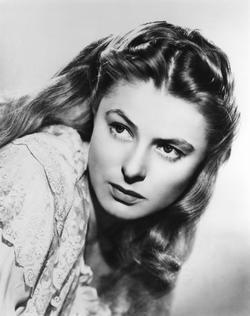 Recent Ingrid Bergman photos