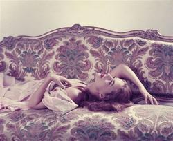 Recent Jeanne Moreau photos