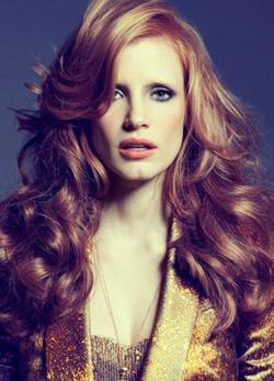 Recent Jessica Chastain photos