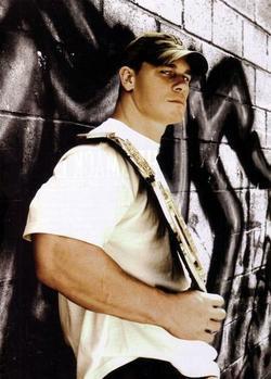 Recent John Cena photos