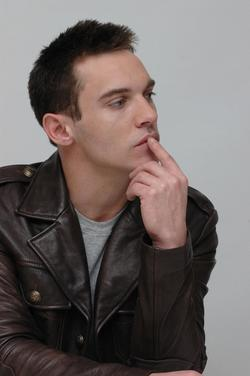 Recent Jonathan Rhys Meyers photos