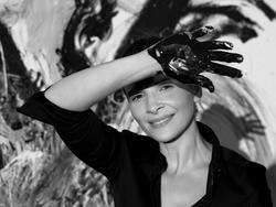 Recent Juliette Binoche photos