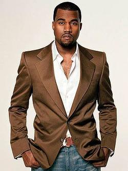 Recent Kanye West photos
