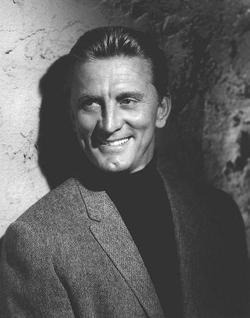 Recent Kirk Douglas photos