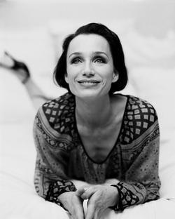 Recent Kristin Scott Thomas photos