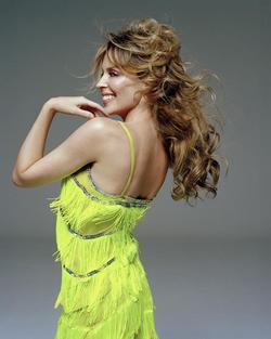 Recent Kylie Minogue photos