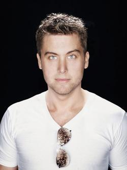 Recent Lance Bass photos