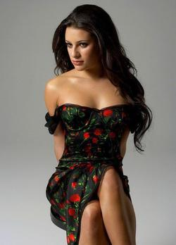 Recent Lea Michele photos
