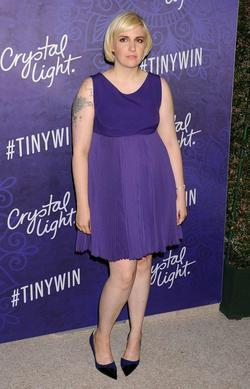 Recent Lena Dunham photos