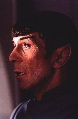 Recent Leonard Nimoy photos