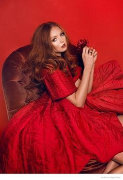 Recent Lily Cole photos
