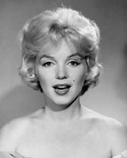 Recent Marilyn Monroe photos