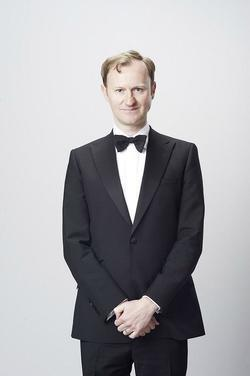 Recent Mark Gatiss photos