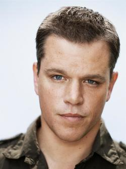 Recent Matt Damon photos