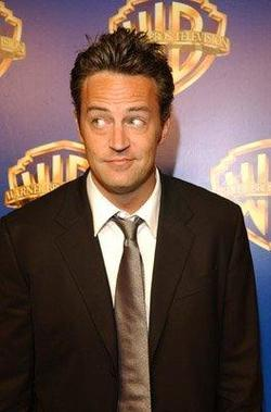 Recent Matthew Perry photos