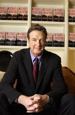 Recent Michael Crichton photos