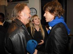 Recent Mick Jagger photos