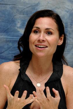 Recent Minnie Driver photos