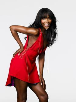 Recent Naomi Campbell photos