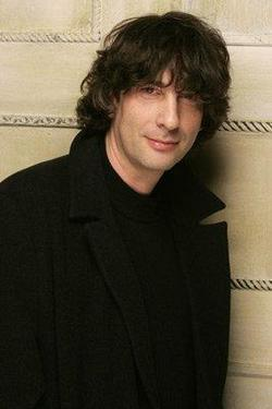 Recent Neil Gaiman photos