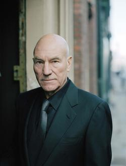 Recent Patrick Stewart photos