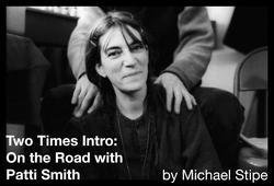 Recent Patti Smith photos