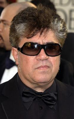 Recent Pedro Almodovar photos