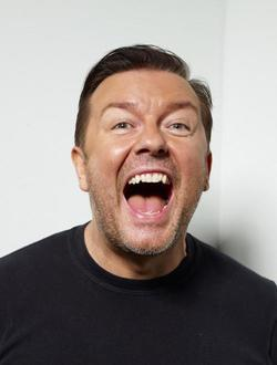 Recent Ricky Gervais photos