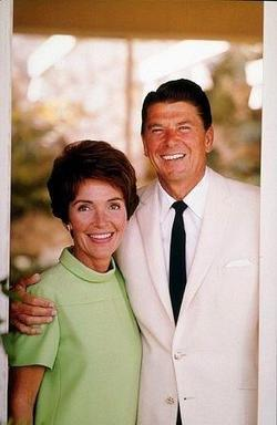 Recent Ronald Reagan photos