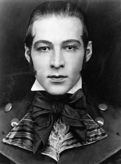 Recent Rudolph Valentino photos