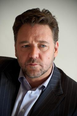 Recent Russell Crowe photos