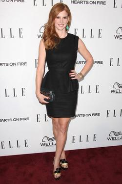 Recent Sarah Rafferty photos