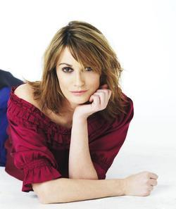 Recent Sarah Parish photos