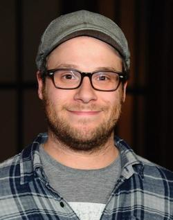 Recent Seth Rogen photos