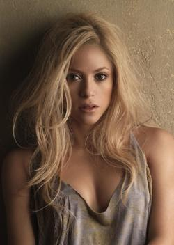 Recent Shakira photos