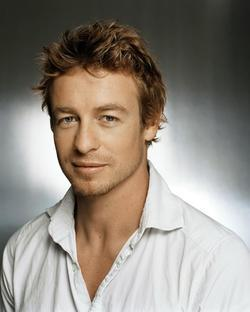 Recent Simon Baker photos