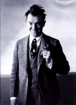 Recent Stan Laurel photos