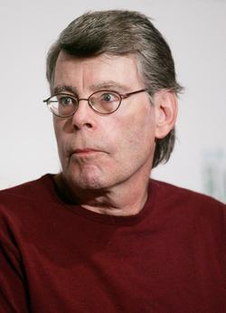 Recent Stephen King photos