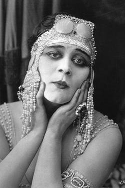 Recent Theda Bara photos