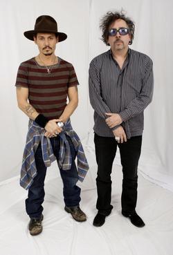 Recent Tim Burton photos