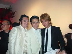 Recent Tony Leung Chiu-wai photos