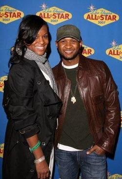 Recent Usher Raymond photos