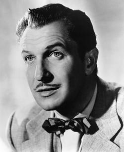 Recent Vincent Price photos