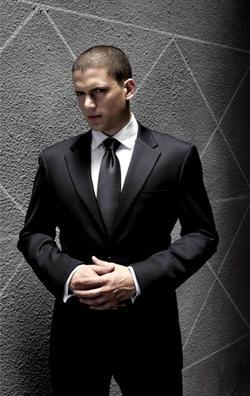 Recent Wentworth Miller photos